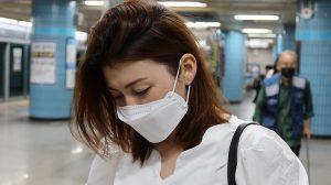 ارتداء الكمامة في وسائل النقل العامة