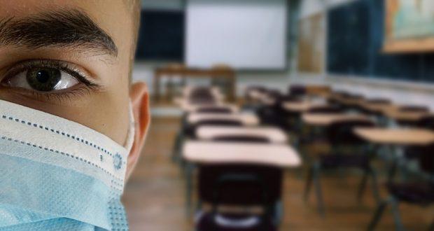 نقيب المعلمين في ألمانيا يطالب بإلزام الطلاب والمعلمين وضع الكمامات داخل الصف
