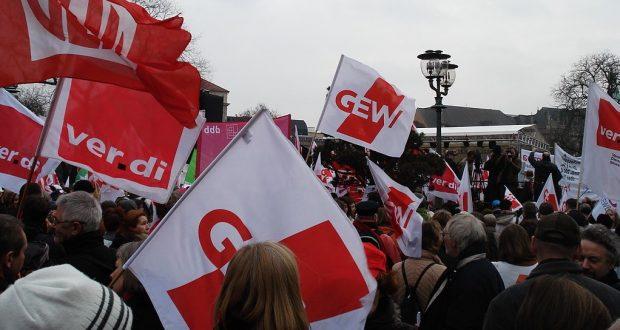 أخبار ألمانيا: إضرابات في قطاع الخدمات العامة في العديد من الولايات الألمانية