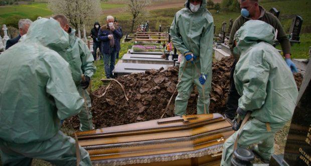 الصحة العالمية تتوقع ارتفاعاً قياسياً في عدد الوفيات بفيروس كورونا في أوروبا
