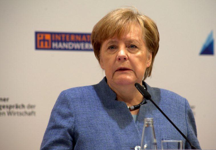ميركل: إصابات كورونا في ألمانيا قد تتجاوز 19 ألف حالة يومياً بحلول هذا التاريخ