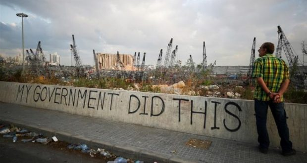 Sie haben Beirut niedergebrannt