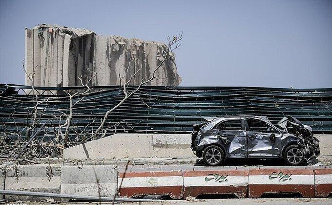 لبنان الذي لم يعد أخضر
