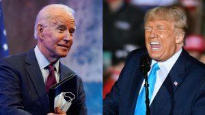 """الانتخابات الأمريكية: """"أسوأ مناظرة في التاريخ"""".. صراخ وإهانات شخصية متبادلة بين ترامب وبايدن"""