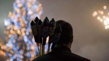 قوانين حيازة المتفجرات في ألمانيا الألعاب النارية