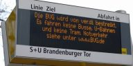 ألمانيا: إضرابات عمالية تشل حركة وسائل النقل العام في العديد من المدن الألمانية