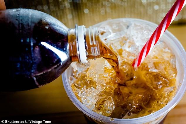 العلاقة بين مشروبات الدايت وأمراض القلب