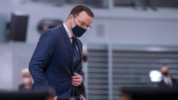 """أخبار ألمانيا: الإعلان عن إصابة وزير الصحة الألماني """"ينس شبان"""" بفيروس كورونا"""