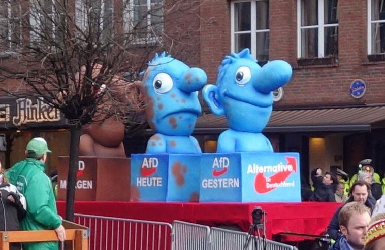 حزب البديل شرق ألمانيا