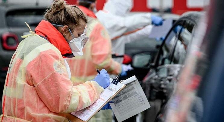 ألمانيا: رقم قياسي جديد لعدد الإصابات اليومية بفيروس كورونا