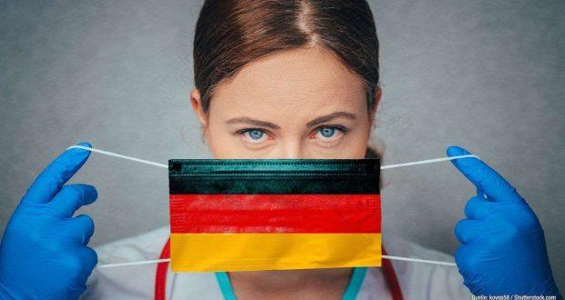ألمانيا تسجل أعلى حصيلة إصابات يومية بفيروس كورونا