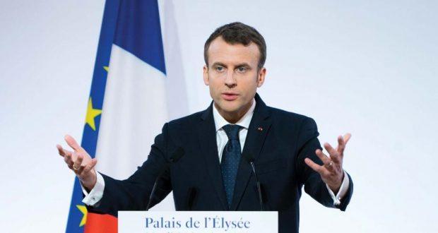 الرئيس الفرنسي ماكرون: الإسلام دين يمر اليوم بأزمة في جميع أنحاء العالم