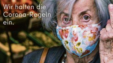 """حملة مثيرة للجدل في برلين: السلطات ترفع """"الإصبع الوسطى"""" للذين يرفضون ارتداء الكمامات"""