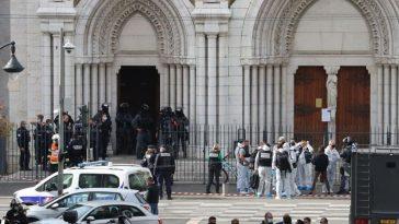 فرنسا: قتلى وجرحى في هجوم قرب كنيسة في مدينة نيس وأنباء عن قطع رأس امرأة