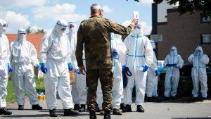 كورونا في ألمانيا: 10 أيام حاسمة قبل الاستعانة بالجيش وفرض إجراءات صارمة