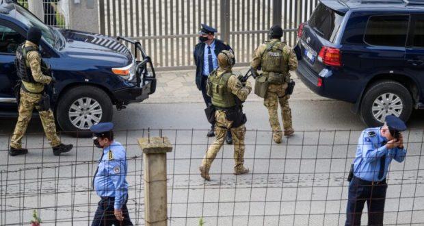هولندا: إطلاق نار على السفارة السعودية في لاهاي