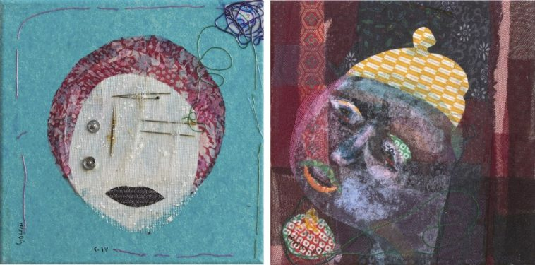 من أعمال الفنانة السورية هبة العقاد