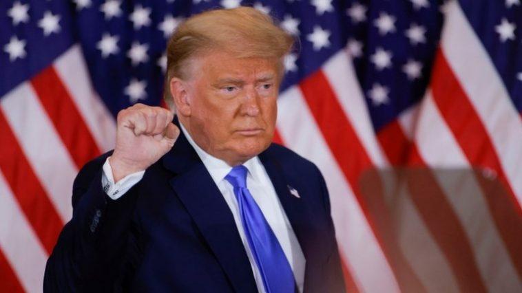 """بعد إعلان ترامب الفوز في الانتخابات.. ألمانيا تحذر من """"أزمة دستورية في الولايات المتحدة"""""""