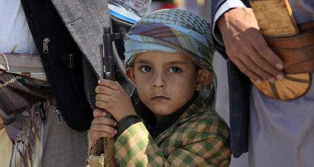 صادرات الأسلحة الألمانية تنتهك حقوق الأطفال