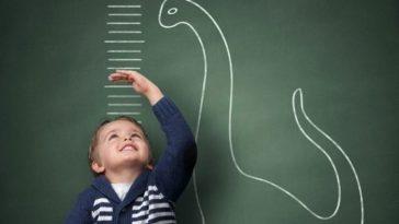 طفرات النمو عند الأطفال