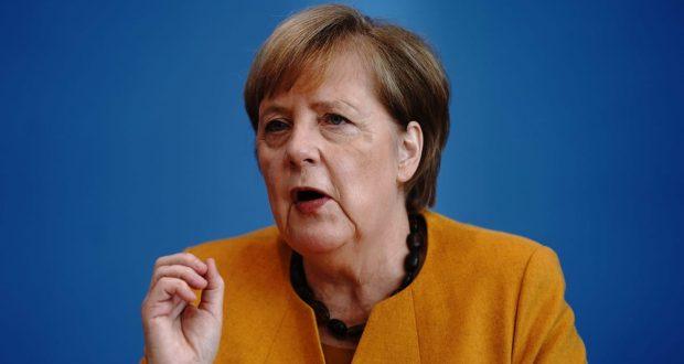 بيان المستشارة الألمانية أنغيلا ميركل بشأن هجوم فيينا