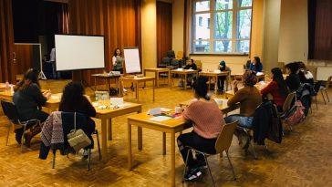 برنامج القيادات النسائية الشابة باللغة العربية في برلين: خطوة على طريق تفعيل النساء اللاجئات وتمكينهن