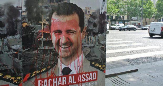 Unterstützt die Bundesregierung indirekt Assad