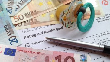 إعانة الأطفال في ألمانيا