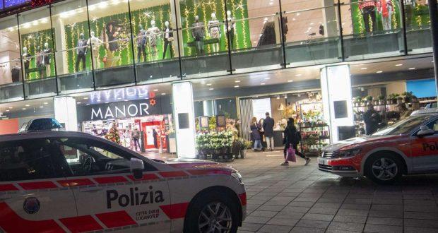 هجوم بكسن في سويسرا