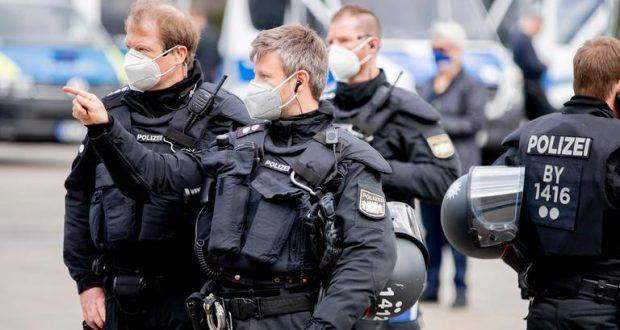 ألمانيا: نشر الآلاف من ضباط الشرطة في الشوارع لفرض قيود كورونا الجديدة