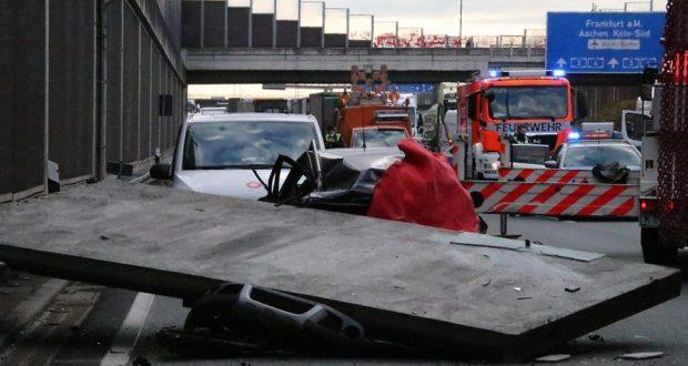 أخبار ألمانيا: حادث مأساوي على الطريق السريع A3 بالقرب من كولن