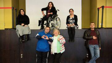 اللاجئين من ذوي الاحتياجات الخاصة في ألمانيا