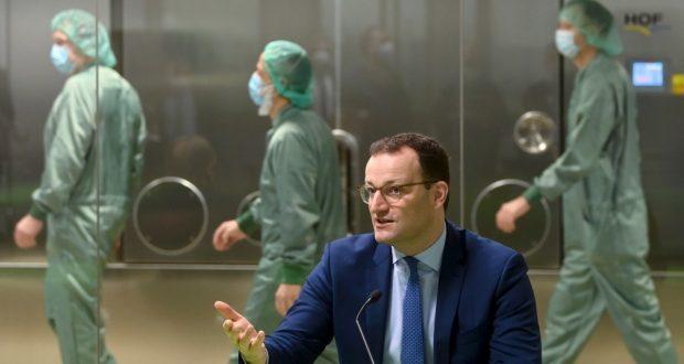 ألمانيا جاهزة لإعطاء لقاحات كورونا