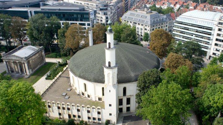 بلجيكا: مسجد بروكسل الكبير