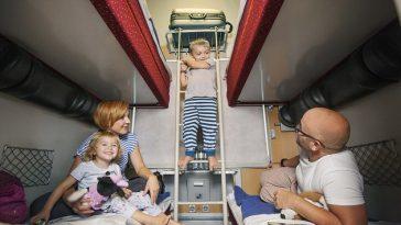 رحلات القطارات الليلية عبر خطوط جديدة بين كبرى المدن الأوروبية