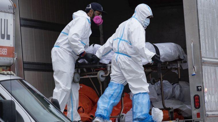 ألمانيا: المستشفيات ممتلئة.. مدينة ألمانية تضع جثث ضحايا كورونا في حاوية شحن