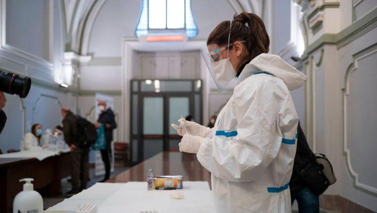 مخاوف رسمية من هجمات على مراكز التطعيم ضد كورونا في ألمانيا