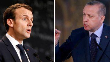 """إردوغان: نأمل """"أن تتخلص"""" فرنسا """"في أسرع وقت ممكن"""" من رئيسها.. وماكرون يرد"""