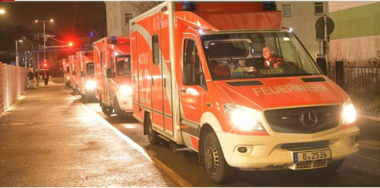 كورونا في ألمانيا: مستشفى حي نيكولن في برلين يصل إلى طاقته الاستيعابية القصوى