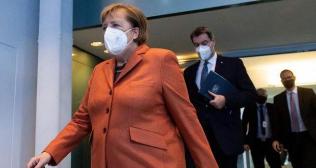 ألمانيا تتجه نحو تمديد الإغلاق العام