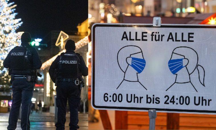 الإغلاق العام في ألمانيا