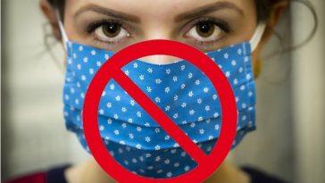 فرض ارتداء الكمامات الطبية في في المتاجر وفي وسائل النقل العام