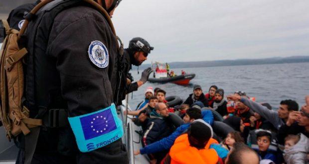 """بدء تحقيقات أوروبية بحق """"فرونتكس"""" على خلفية اتهامات بعمليات """"إعادة قسرية"""" للاجئين"""