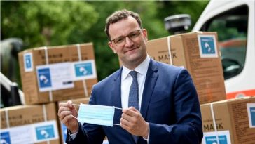 ألمانيا: خلافات الكمامات تكلف الحكومة الألمانية 30 مليون يورو