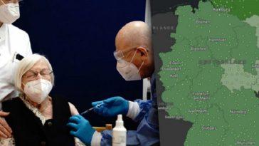 لقاح كورونا في ألمانيا حملة التطعيم