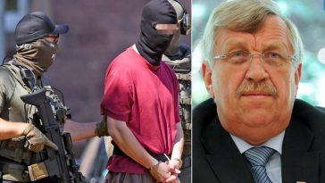 ألمانيا: السجن مدى الحياة لقاتل فالتر لوبكه السياسي الألماني المؤيد لسياسة الهجرة والمُرحب باللاجئين