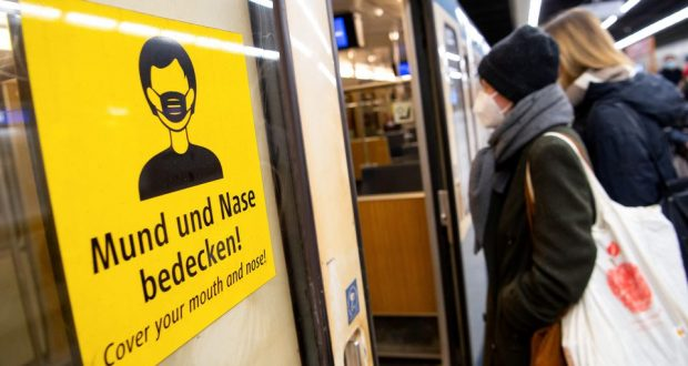 كورونا في ألمانيا: ولاية ألمانية تفرض ارتداء كمامات خاصة في الأماكن العامة