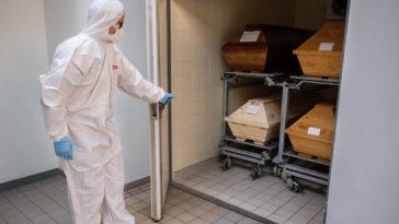 ألمانيا تسجل رقماً قياسياً جديداً لعدد الوفيات بفيروس كورونا