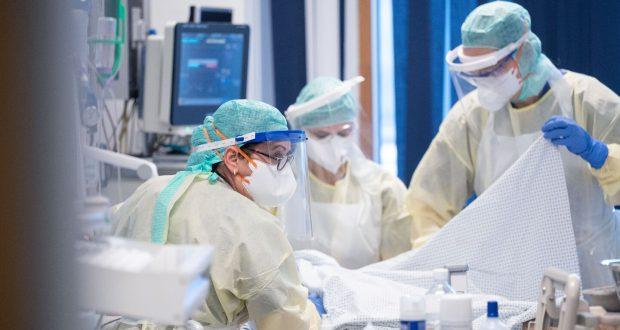 حصيلة قياسية جديدة لعدد الوفيات اليومية بفيروس كورونا في ألمانيا