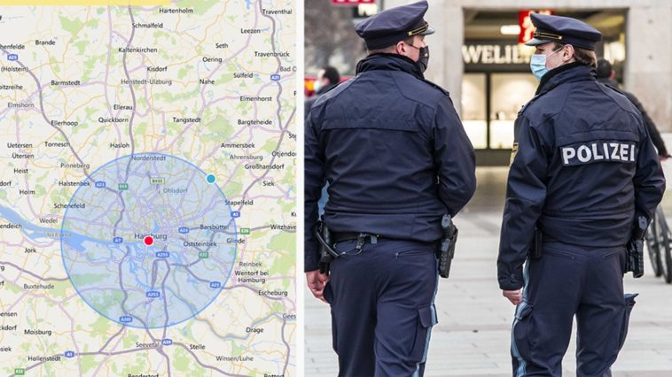 تشديد قيود كورونا في ألمانيا: تقييد حرية التنقل ضمن نطاق 15 كم في هذه المناطق